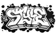 Creative Art Design Graffiti Letters Style By JoshuaSELF All