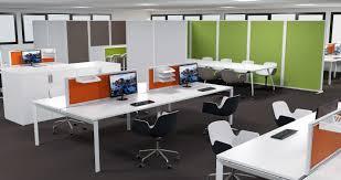 separateur bureau séparateur de bureau au sol panabsorbe espace cloison