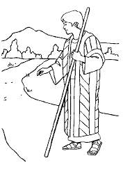 Fresh Joseph Coat Of Many Colors Coloring Page 92 With Additional Site
