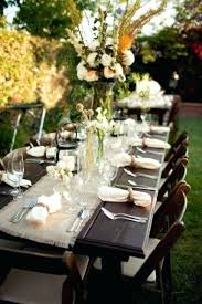 Wedding Rehearsal Decorations Rustic Styled Dinner Decor Ideas