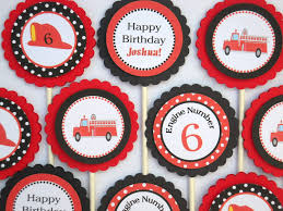FIRE ENGINE CUPCAKE Toppers / Fire Truck Cupcake Toppers/ Set Of 12 ... Cupcakes Hannah Joys Cakes Fire Truck Ms Lauras Incredible Fire Engine Cake With Firefighter Themed Shared 8 Birthday Photo Truck Cupcake Gluten Free Emma Rameys Firetruck 3rd Party Lamberts Lately Desserts By Robin Flames Cool Criolla Brithday Wedding Bright Red Toppers Dump Cupcake Cake Chocolate Cupcakes Fil Flickr Decorations The Journey Of Parenthood Instant Download Printable Files