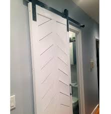 White Barn Door ~ Zolt.us White Barn Door Track Ideal Ideas All Design Best 25 Sliding Barn Doors Ideas On Pinterest 20 Diy Tutorials Jeff Lewis 36 In X 84 Gray Geese Craftsman Privacy 3lite Ana Door Closet Projects Sliding Barn Door With Glass Inlay By Vintage The Strength Of Hdware Dogberry Collections Zoltus Space Saving And Creative