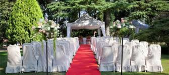 Decoration In Garden Wedding Decor Ideas 15 Cheap Ceremony On A Budget