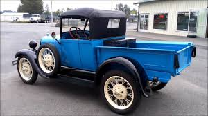 100 1928 Ford Truck Model A Pickup YouTube