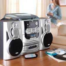 Multi Format Home Stereo System