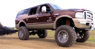 100 Badass Mud Trucks Bad Ass Ford Excursion Worldkustomcom Local Heroes Worldwide
