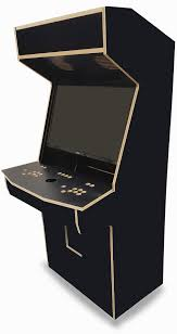 Virtual Pinball Cabinet Flat Pack by Arcade Cabinet Kit For 32