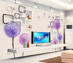 fototapete wohnzimmer lila und wand nr dec 9812 uwalls de