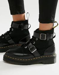 dr martens masha creeper boots fashion shoes walking scuplture