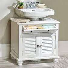 Pedestal Sink Storage Cabinet Home Depot by Home Depot Has A Cabinet That Fits Around A Pedestal Sink I So