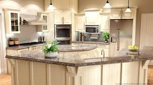 Off White Kitchen Cabinets White Kitchen Cabinets With Black