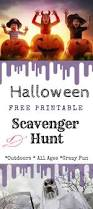 Easy Halloween Scavenger Hunt Clues by Die Besten 25 Halloween Scavenger Jagd Ideen Auf Pinterest