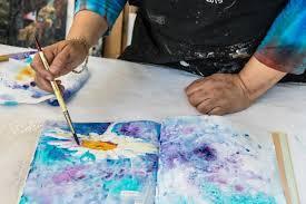 Techniques By Trish September 2014 by Trish Mckinney U2013 Teacher And Painter Studiophotos