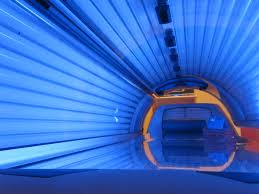 Sunquest Tanning Bed by Tanning Bed Acrylics