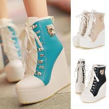 blue yellow ivory black cheap fashion sneakers boots high qualirty
