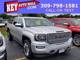 New 2018 GMC Sierra 1500 For Sale | Moline IL VIN: 3GTU2PEJXJG461838