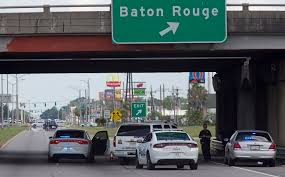Former Marine kills 3 Baton Rouge officers wounds 3 others – The