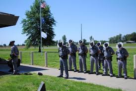KSP Post 1 Honors Fallen Troopers on National Police ficer
