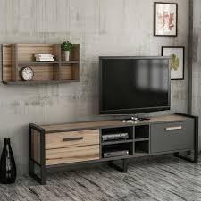 leno tv schrank modern mit tueren regal einlegeboeden