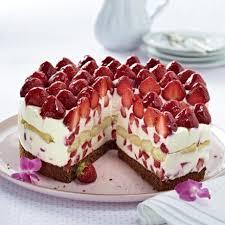 italienische erdbeer mascarpone torte rezept lecker
