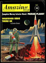 100 Dragon Magazine 354 Incredible Vintage Scifi Pulp Cover Art Space Is The Place Pulp