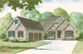 Farmhouse Houseplans Colors 5006 Huntcliff Cottage Nelson Design Group