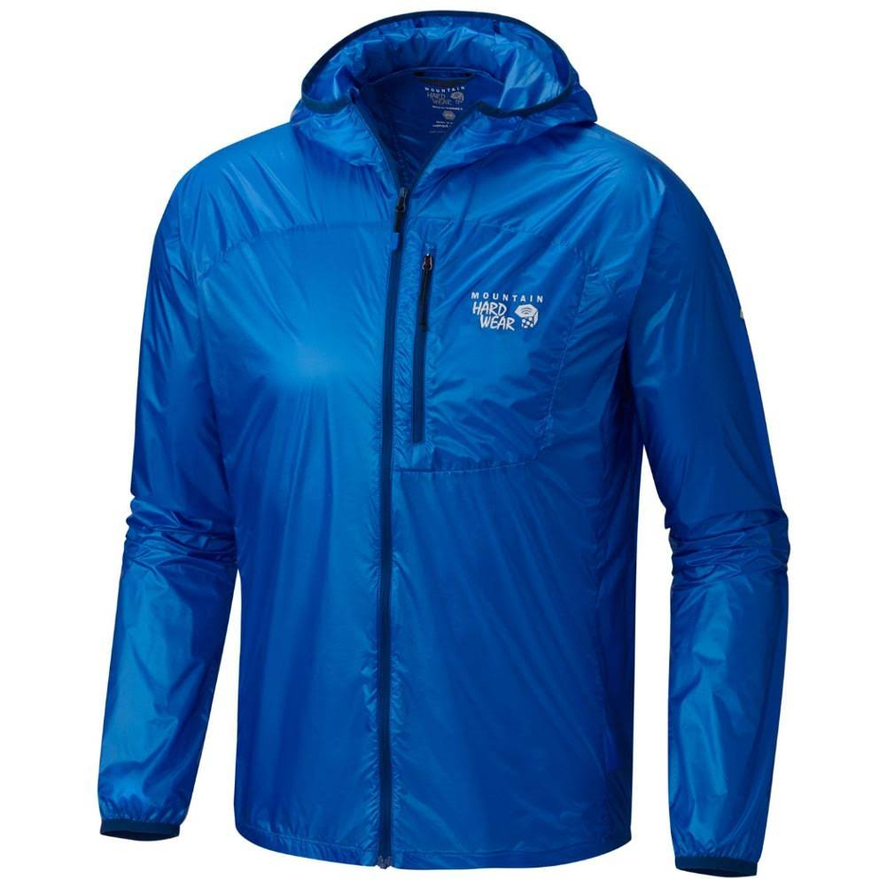 Mountain Hardwear Men's Ghost Lite Jacket - L - Altitude Blue