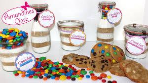 cookie backmischung im glas mit etiketten diy geschenk grundrezept weck gläser