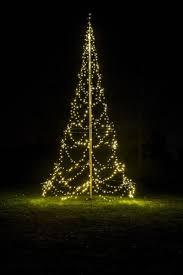 20 960 LED Christmas Tree Flagpole Light Kit