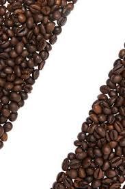 Beans Border Free Coffee Stock Photos