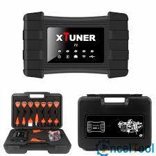 100 Tool Trucks Xtuner T1 Heavy Duty Auto Diagnostic Wifi OBD Truck