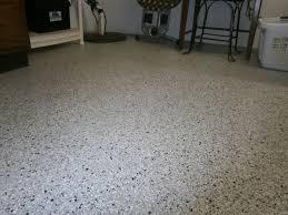 Poured Epoxy Flooring Kitchen by Epoxy Flooring Columbus Ohio Redeck Of Central Ohio