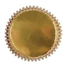 PME Gold Cupcake Cases 30 Per Pack