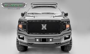 T-REX Ford F-150 - X-Metal Series - Main Grille Replacement - Chrome ... The 2018 Jeep Jl Wrangler Mtains Style With 10 Unique Looks From Remington Edition Offroad 62017 Gmc Sierra 1500 Denali Grilles Go Rhino Grille Guard Custom Trucks Grills Chromeblack Front Bumper Rebel Mesh For 32018 Ram Hogebuilt Freightliner Semi Classic And Fld 120 Stainless Headlights Of Modern Semi Trucks Like The Eyes Mouth Sinister Goat Skull Machined Airbrushed Logo Royalty Core Best Image Of Truck Vrimageco Chevy S10 Swap Lmc Mini Truckin Magazine Coeur D Alene Grill Lights Dodge Challenger Resource