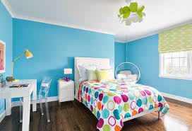Teenage Girl Bedroom Ideas Simple Blue For Girls