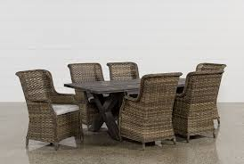 Outdoor + Patio Furniture | Living Spaces Phi Villa Height Swivel Bar Stools With Arms Patio Winsome Stacking Chairs Awesome Space Heater Hinreisend Fniture Table Freedom Outdoor 51 High Ding 5 Piece Set Accsories Ashley Homestore Hanover Montclair 5piece Highding In Country Cork With 4 And A 33in Counterheight Tall Ideas Get The Right For Trex Premium Sets Shop At The Store Top 30 Fine And Counter
