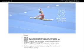 amazon com usa gymnastics compulsories appstore for android