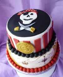 1004 best Pirate Cakes images on Pinterest