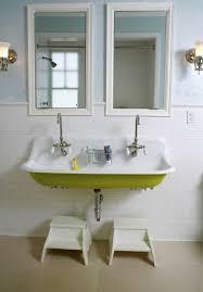 Kohler Utility Sink Amazon by Source Upscale Construction Fun Children U0027s Bathroom With Cast
