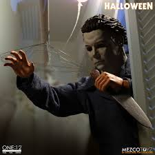 Who Plays Michael Myers In Halloween 2018 by One 12 Collective Michael Myers Mezco Toyz