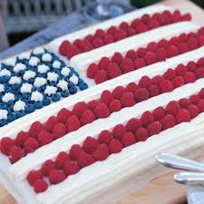 Flag Cake Recipes