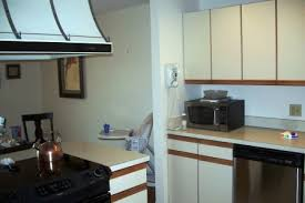 Quick Home Staging Tip For Those 80s Kitchen Cabinets