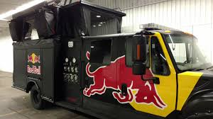 Red Bull Truck Enclosure | Chicago Marine Canvas | Custom Boat Covers
