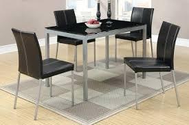 Dining Set Under 200 Cheap Room Sets Black Glass
