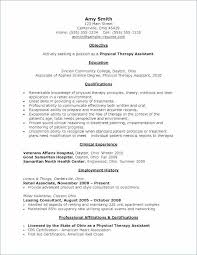 Respiratory Therapist Resume Sample Awesome Gallery Free Templates Word