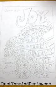 James 12 4 Scripture Coloring Page To Download