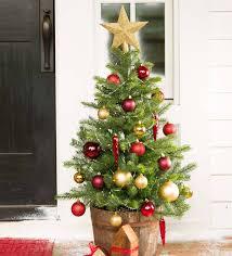 Shatterproof Christmas Tree Ornament Assortment Set Of 65