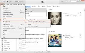 How to Transfer Music between different iDevices iPhone to iPhone