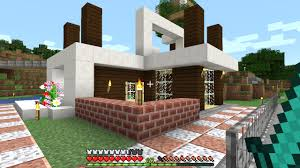 100 Inside Modern Houses Minecraft