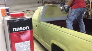 100 How To Paint A Truck To A Cid Etch Filler Primer YouTube